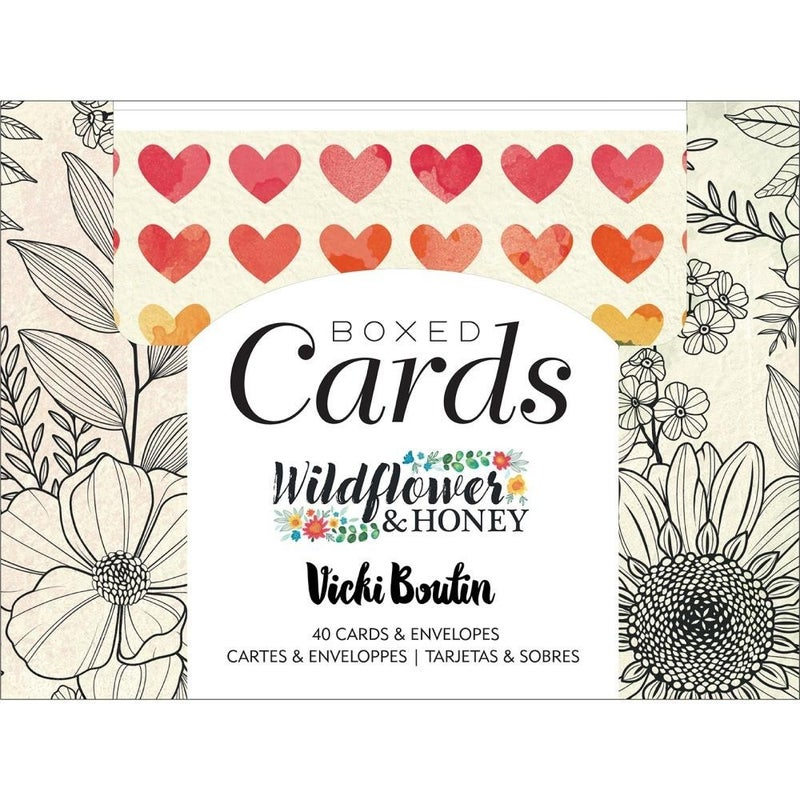 Wildflower Boxed Card Set