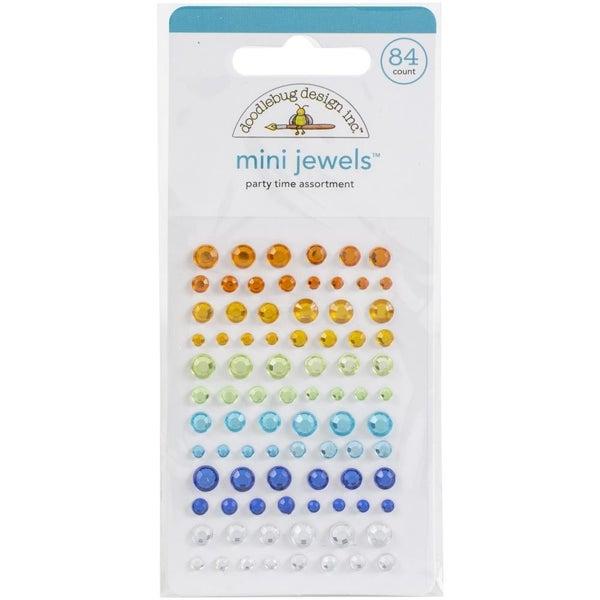 Doodlebug Mini Jewels - Party Time