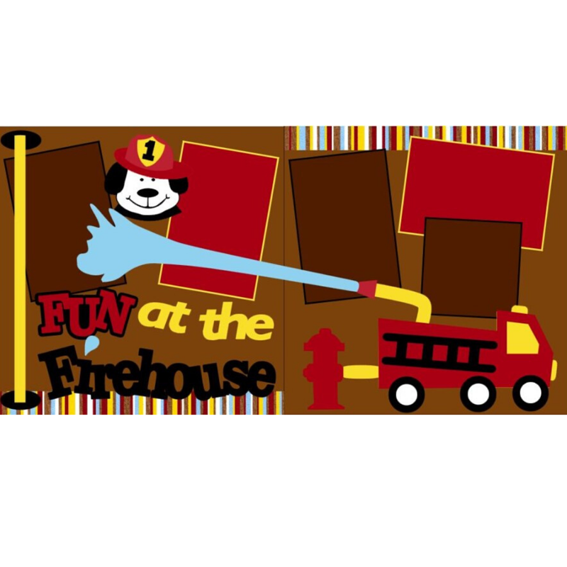 Fun at the Firehouse kit