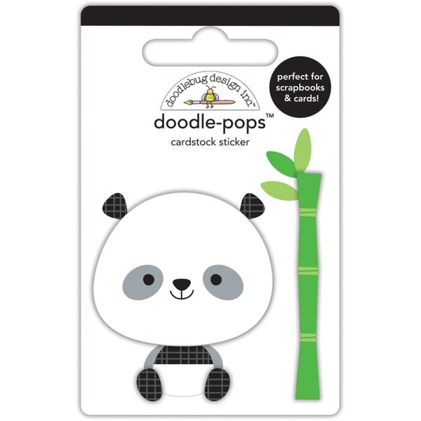 Polly Panda Zoo Doodlepop