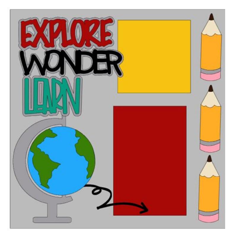 Explore Wonder Learn Kit