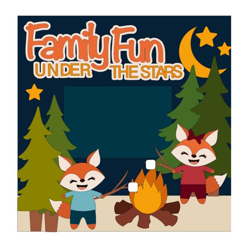 Family Fun Under the Stars Kit