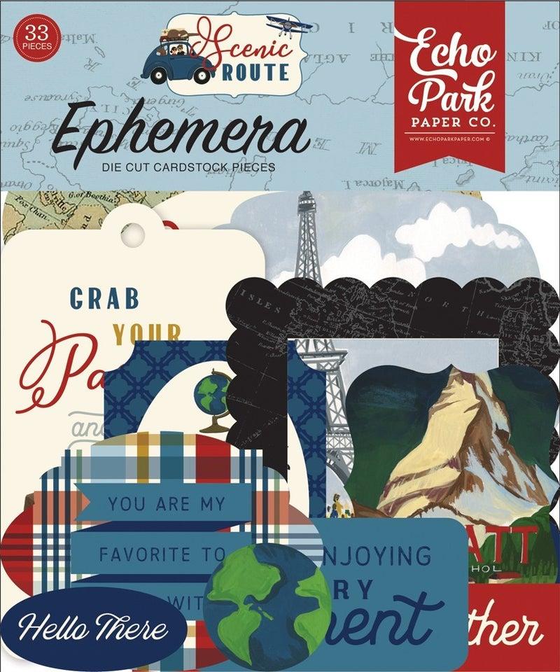 Scenic Route Ephemera