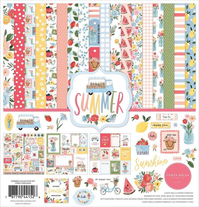 Summer Paper Pack