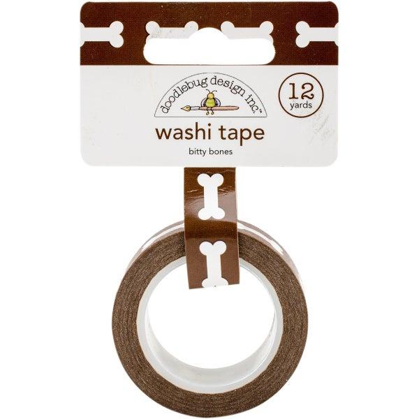 Bitty Bones Dog Washi Tape
