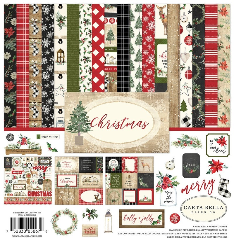 Christmas Collection Paper Pack