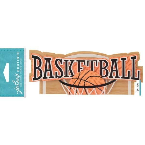 Basketball 3D Title