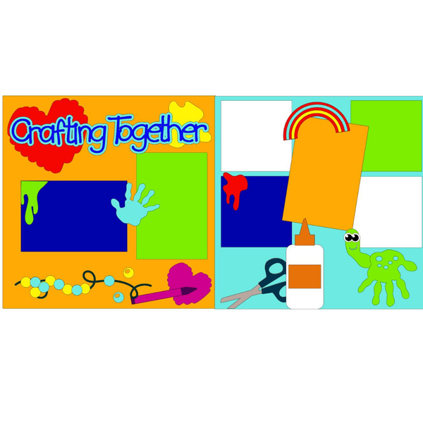 Crafting Together Kit