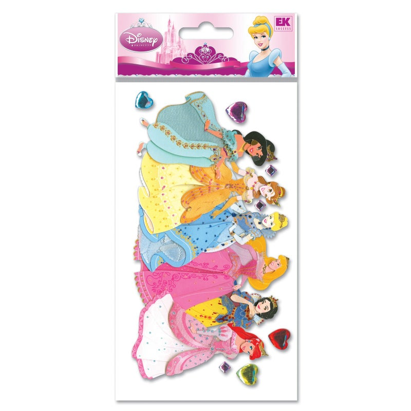 Disney Princesses Sticker
