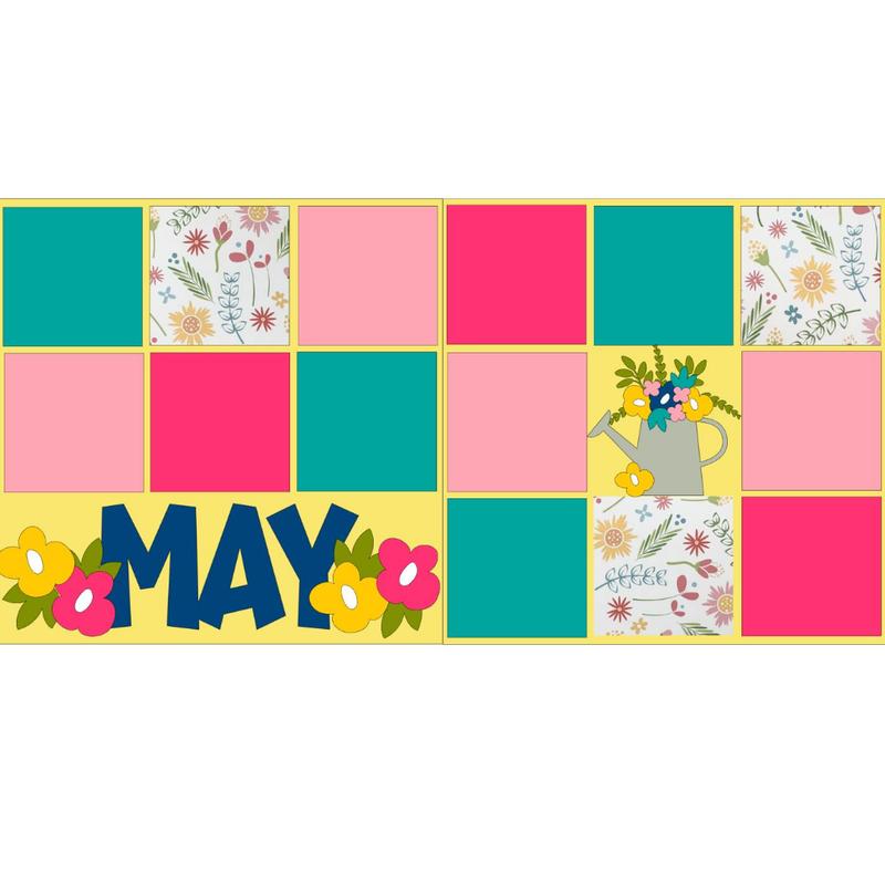 May Month Kit