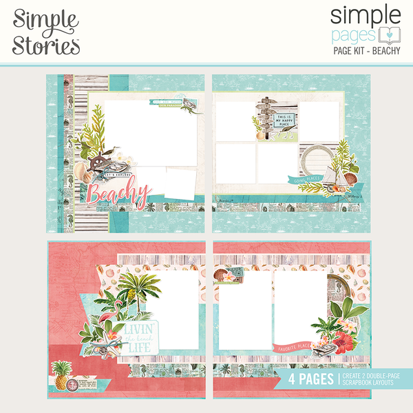Simple Pages SV Coastal - Beachy