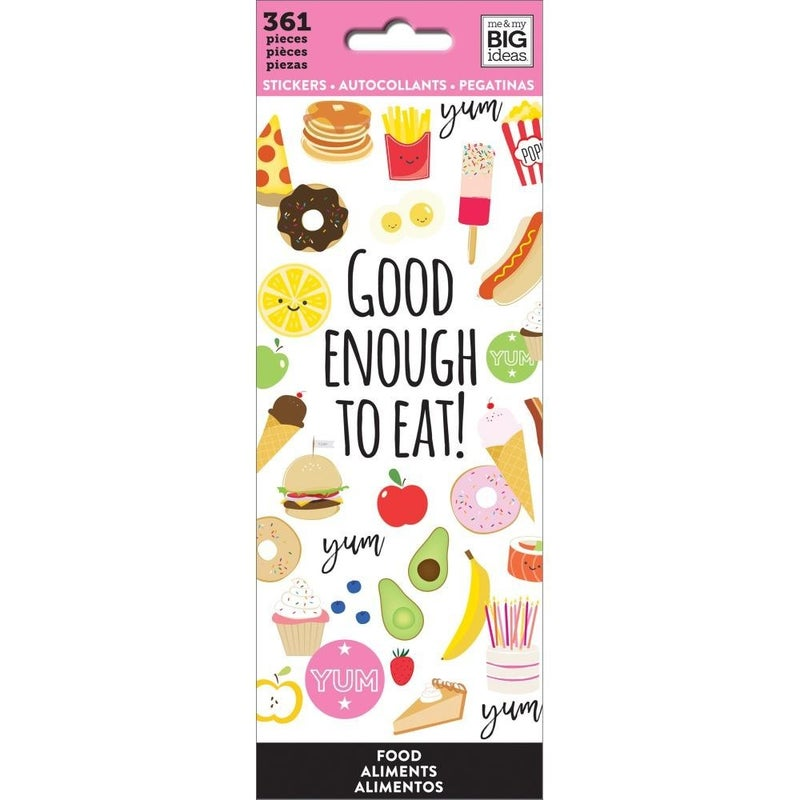 Food Mambi Stickers