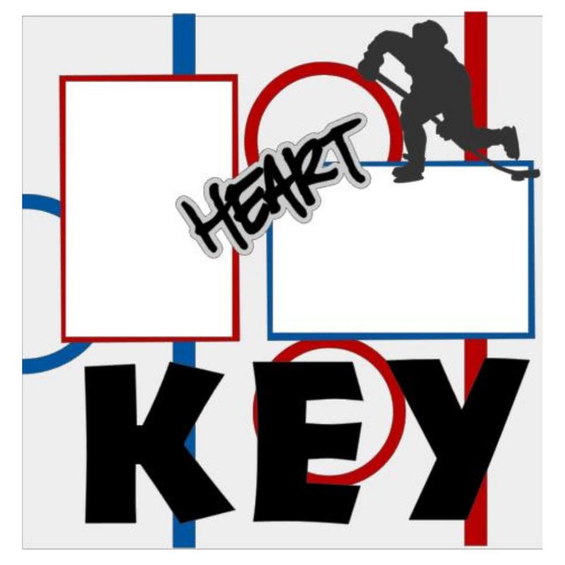 Hustle Heart Hockey Kit