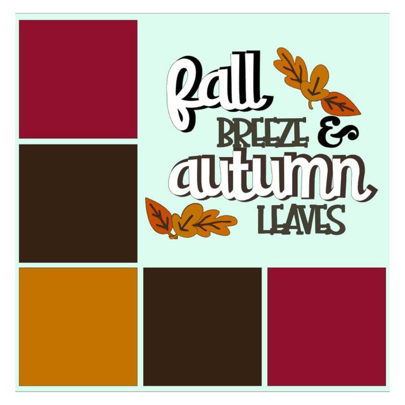 Fall Breeze & Autumn Leaves Kit