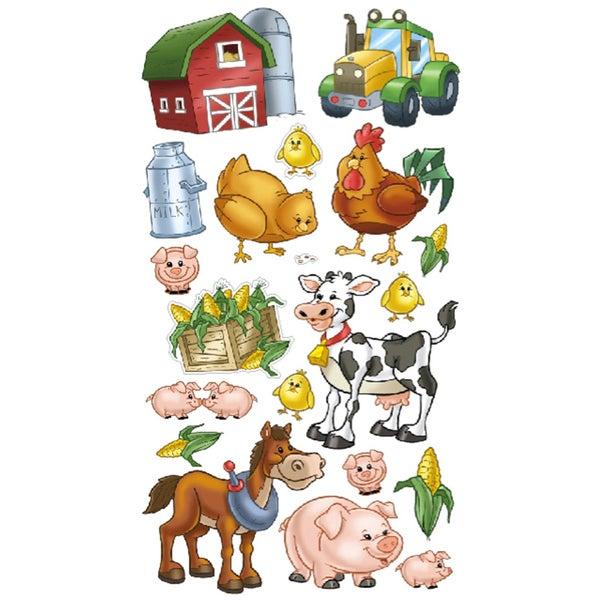 Farm Friends Stickers