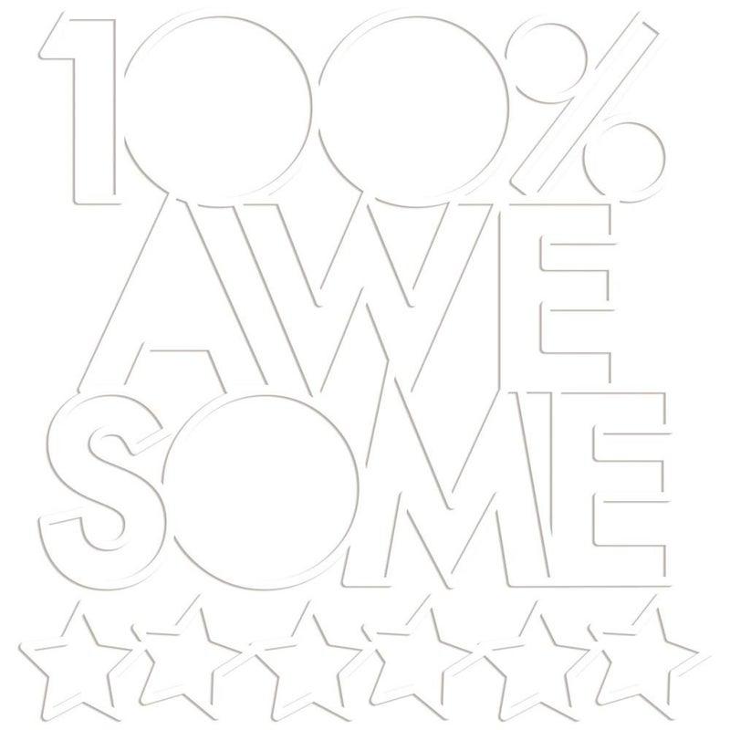 Bella Besti Cutouts - 100% Awesome