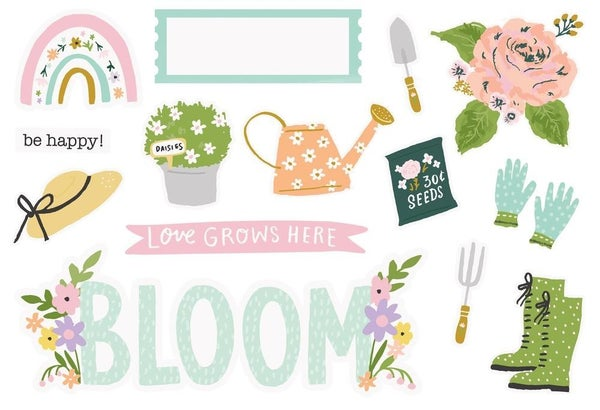 Bloom Page Pieces