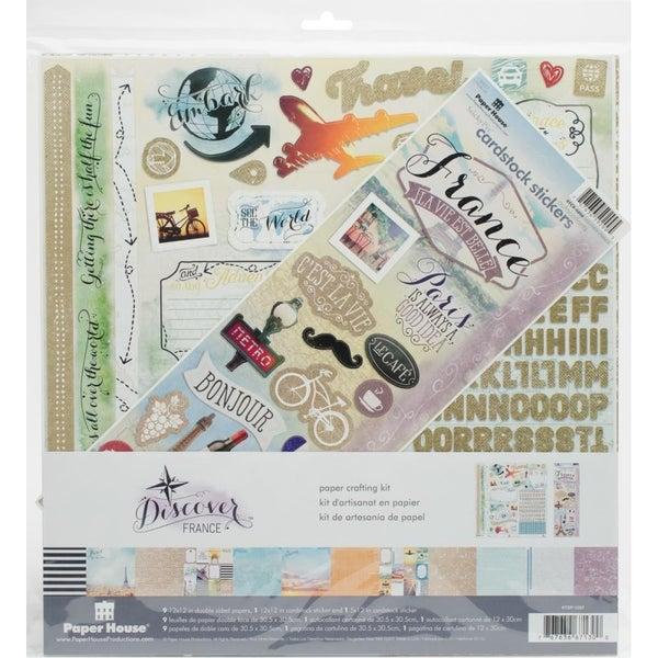 France Paper Pack