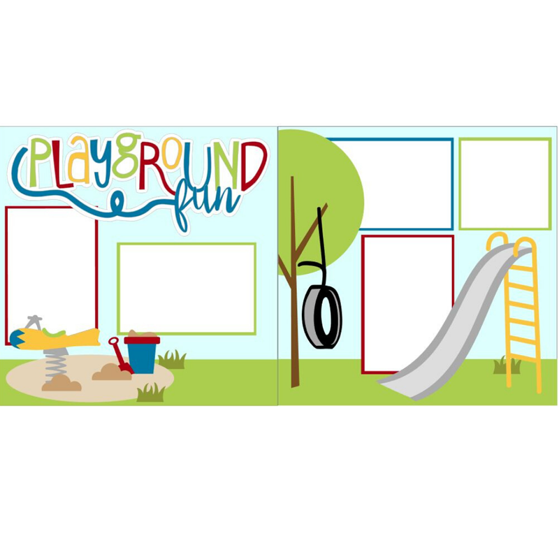 Playground Fun Kit