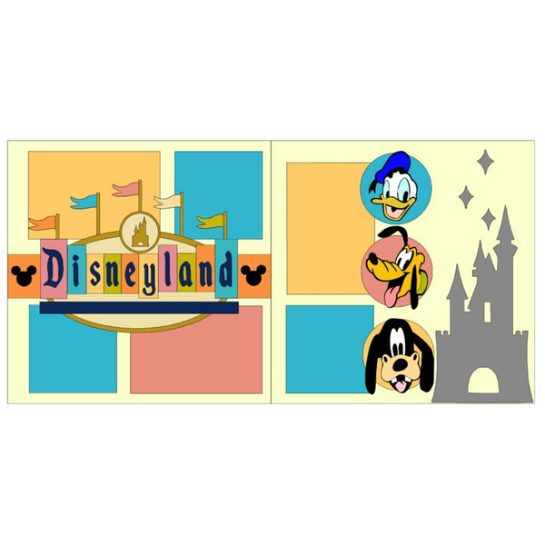 Disneyland Kit