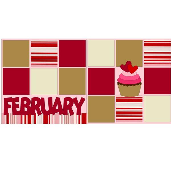 February Month Kit