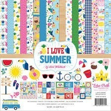 I Love Summer Collection Kit