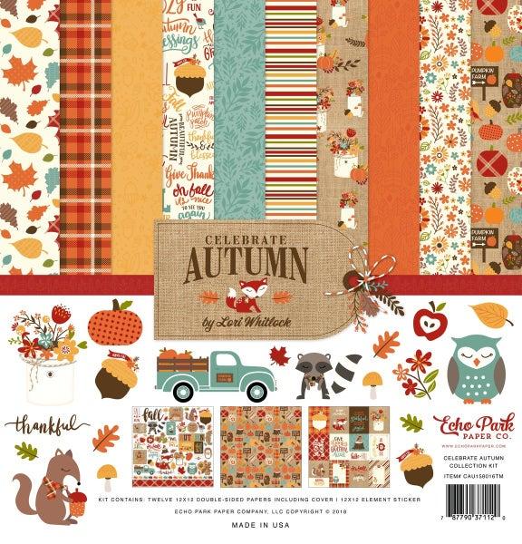 Celebrate Autumn Paper Pack