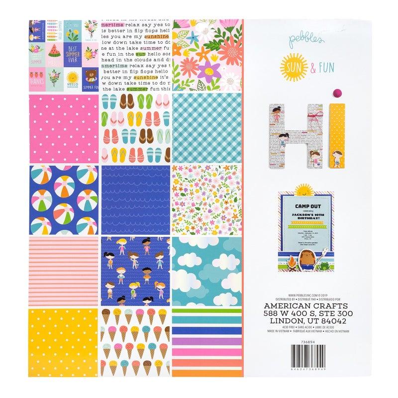 Sun & Fun Paper Pad