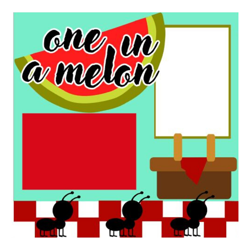 One In A Melon Kit