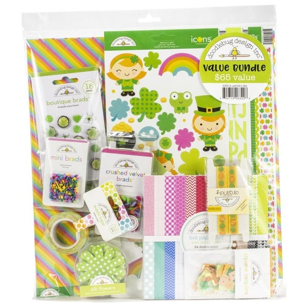 Doodlebug St Patricks Day Value Bundle