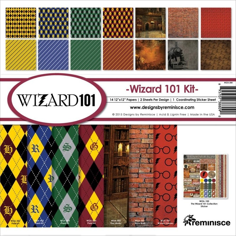 Wizard Collection Pack