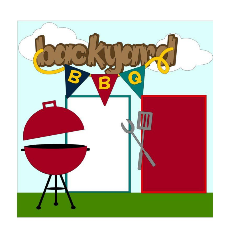 Backyard BBQ Kit