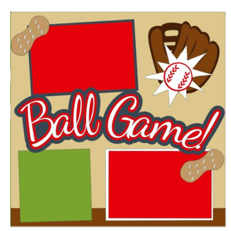 Take Me Out to the Ball Game kit