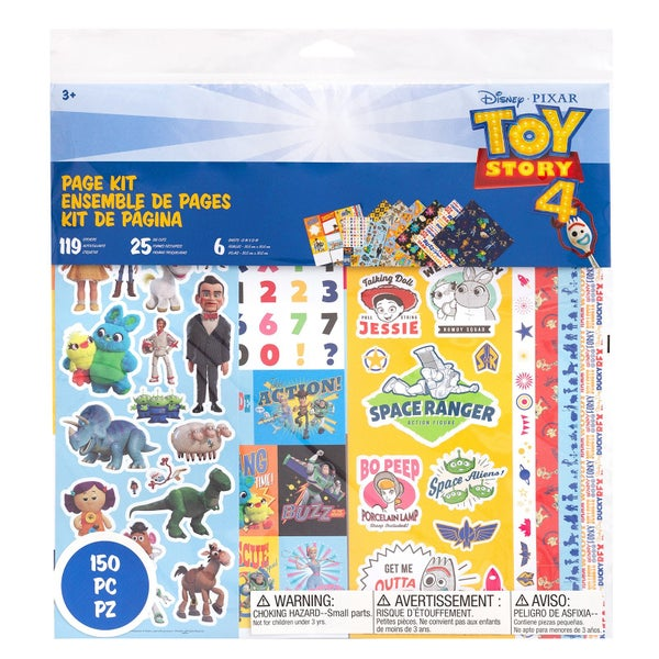Disney Toy Story 4 Paper Pack