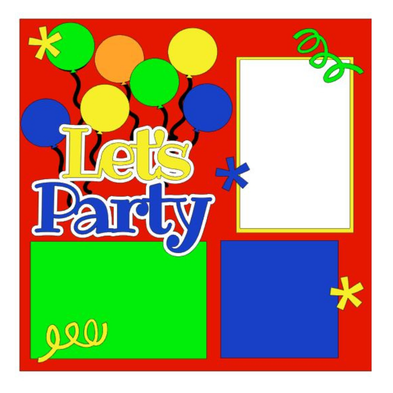 Let's Party Kit
