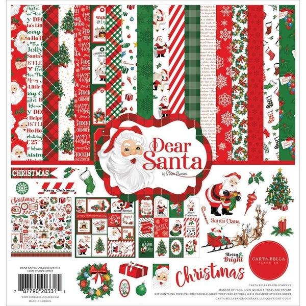 Dear Santa Paper Pack