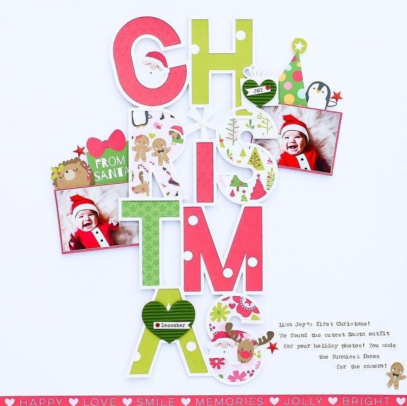 Bella Besti Cutouts - Falala Christmas