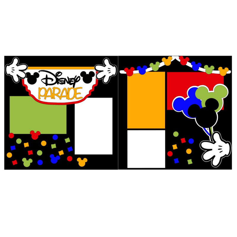 Disney Parade Kit