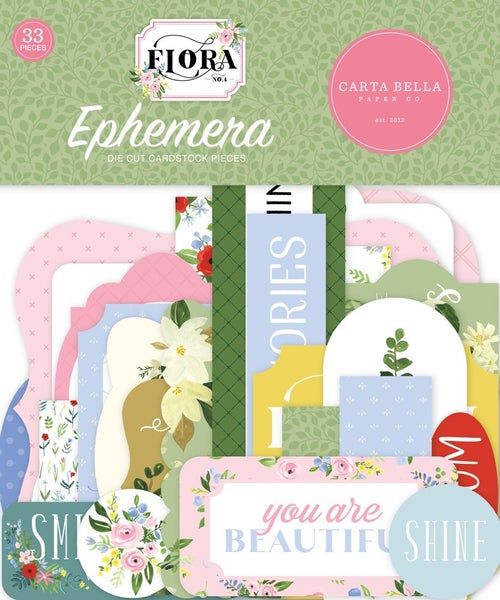Flora No. 4 Ephemera