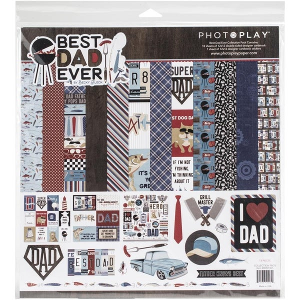 Best Dad Collection Paper Pack