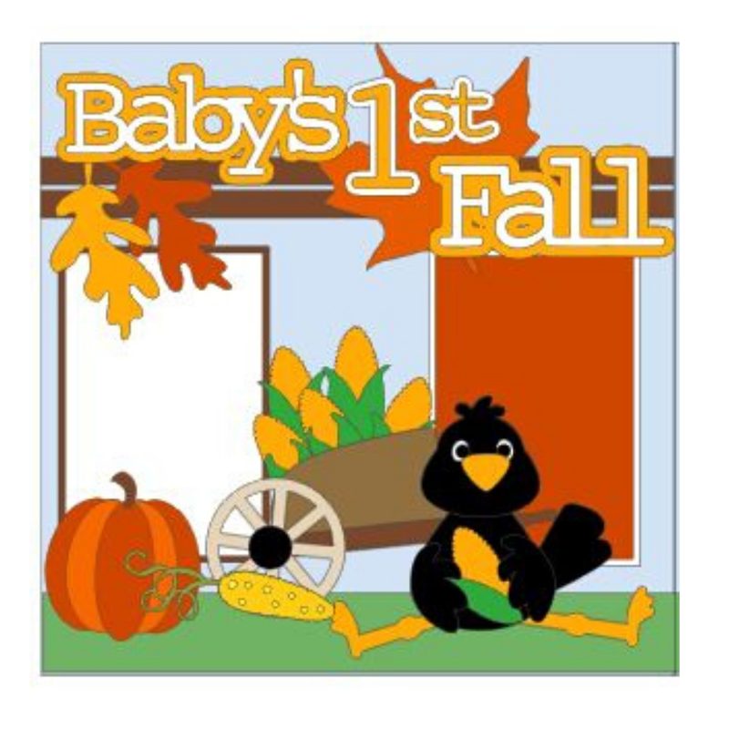 Baby's First Fall kit