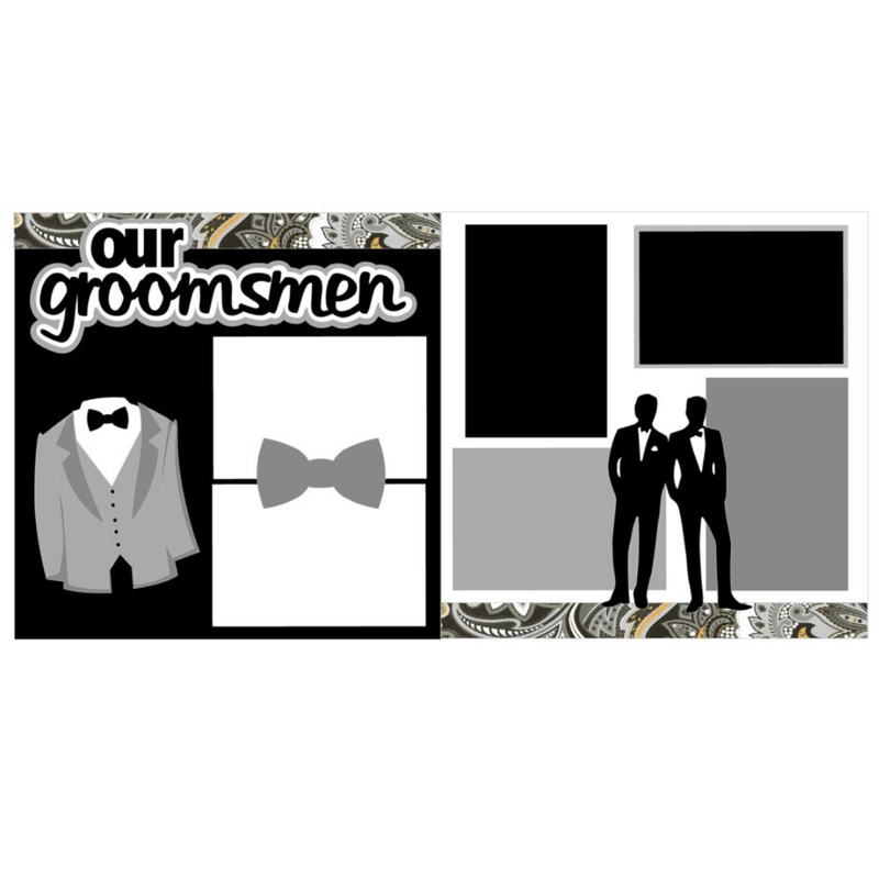 Our Groomsmen kit