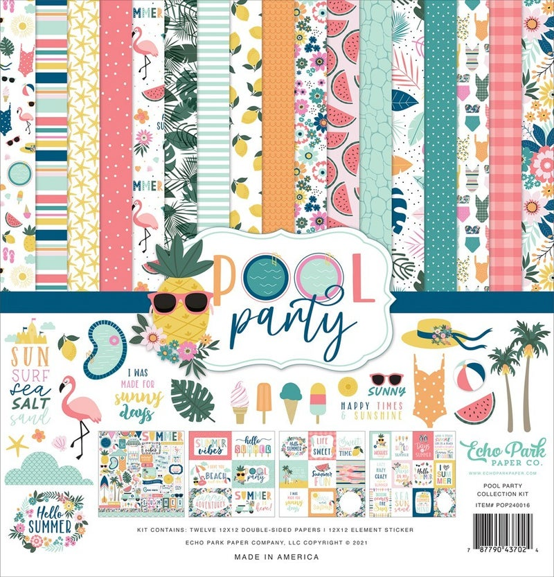 Pool Party Paper Pack