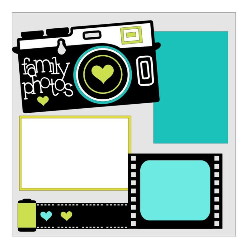 Family Photos Camera Kit