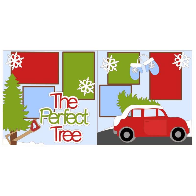 The Perfect Tree Kit