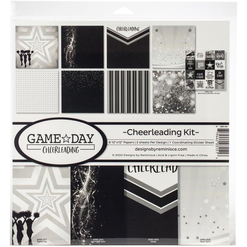 Cheerleading Paper Pack