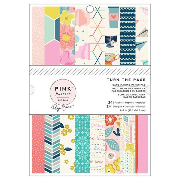 Turn the Page Cardmaking Pad