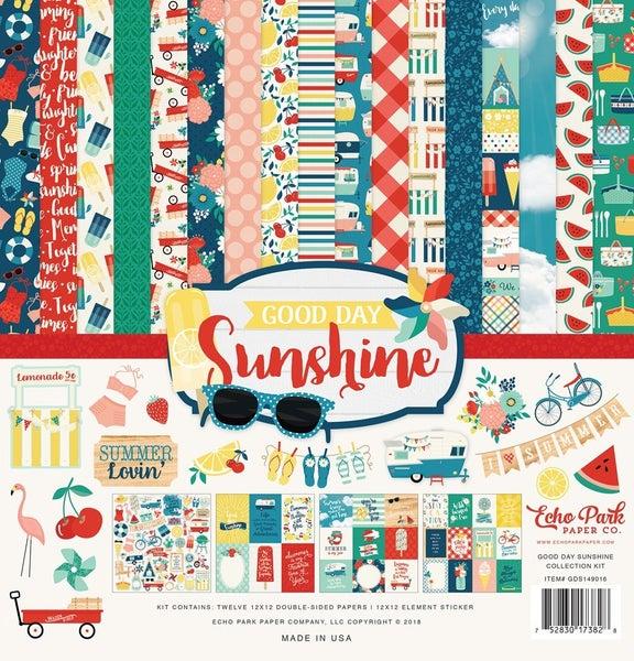 Good Day Sunshine Paper Pack