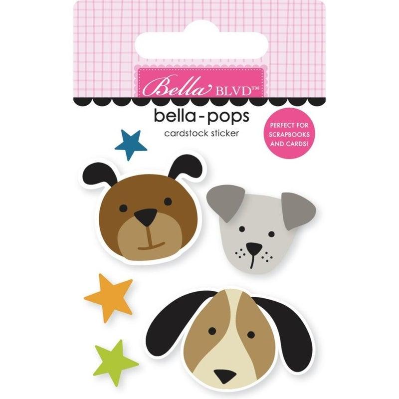 Pups Bella-pop