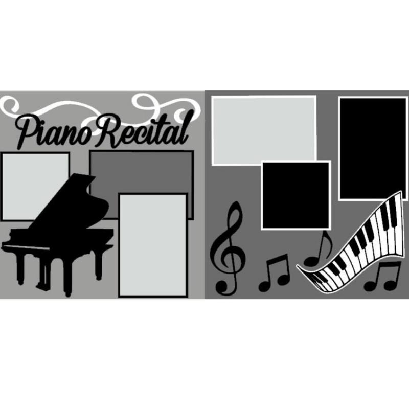 Piano Recital kit